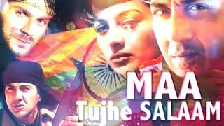 Maa tujhe salaam desh bhakti DJ remix song