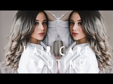 HAIR CARE ROUTINE (WET TO DRY)   FIX DRY & FRIZZY COLOR-TREATED HAIR