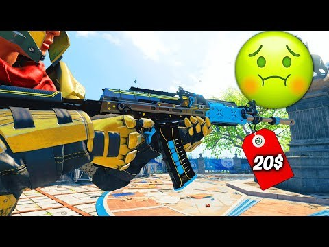 The WORST BUNDLE In Black Ops 4! (KN-57 MKII Bo4)