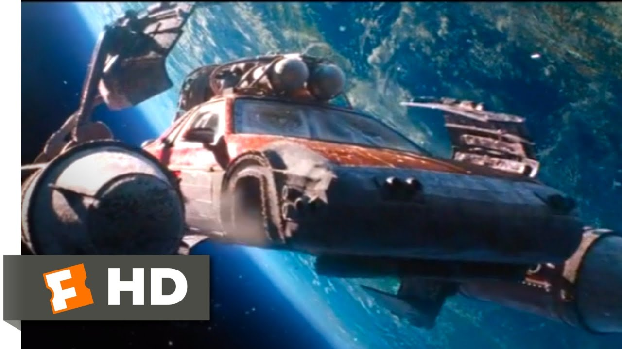 Download F9 The Fast Saga (2021) - Going to Space Scene (7/10) | Movieclips