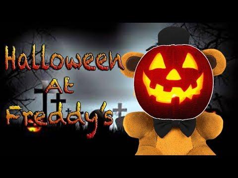 Halloween At Freddy's - FNAF Plush music video