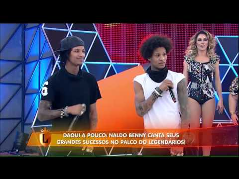 Les Twins dançam no Legendários (17/05/14) - full completo HD