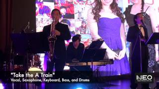 """Take the A Train"" - Wedding Jazz Band Hong Kong - Neo Music Production"