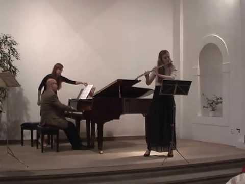 G.Fauré  taisie pour flûte et piano