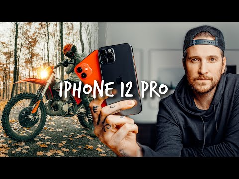iPhone 12 Pro: CAMERA TEST! Is this the BEST Camera of 2020?!
