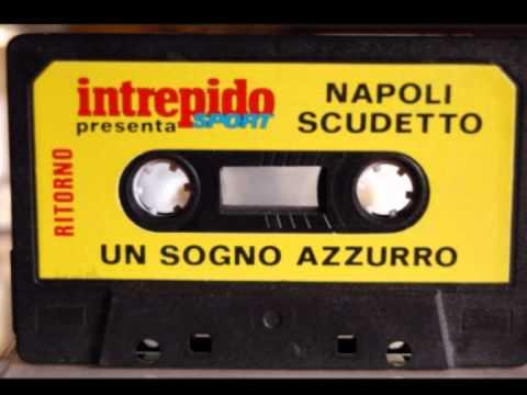 Radio cronaca 1° scudetto Napoli