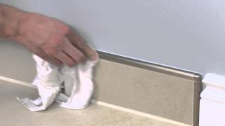 Maintenance for Schluter® Shower Drains & Schluter® Profiles
