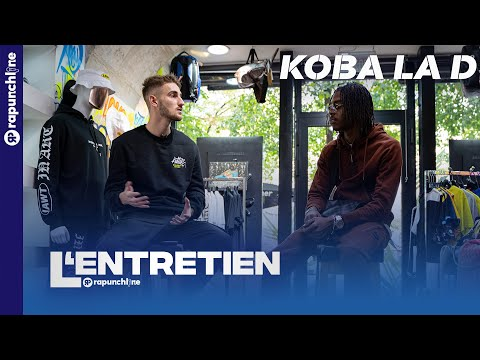 Youtube: Koba LaD – Détail, le rap game, l'absence de son père, la fierté de sa mère, Maes, Freeze, Ninho, RK