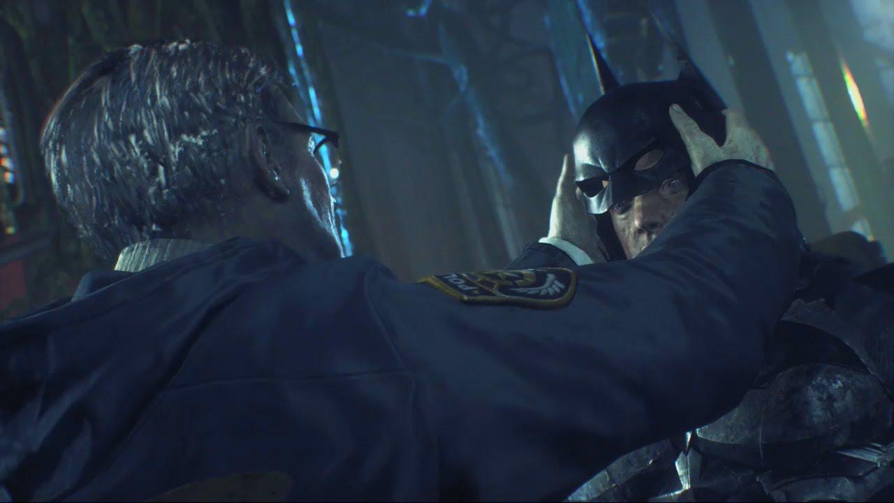 Batman Arkham Knight Playthrough Part 45 Surrender To