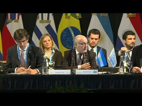 AFP: Ouverture du sommet du Mercosur en Argentine | AFP Images