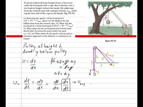 Solution To Resnick Halliday Walker Chapter 2 Problem 70