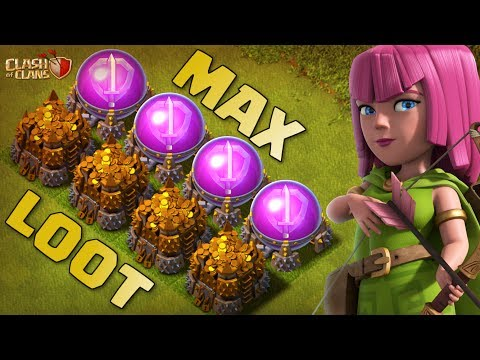 TH9.5 & TH10 FARMING STRATEGY | MAX YOUR BASE & FIX YOUR RUSH | Clash of Clans