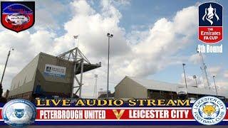 Video Gol Pertandingan Peterborough United vs Leicester City