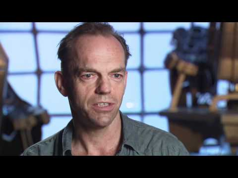 Hugo Weaving 'Captain America: The First Avenger' Interview