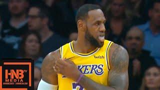 Los Angeles Lakers vs Washington Wizards 1st Qtr Highlights | March 26, 2018-19 NBA Season