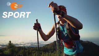 Transvulcania-Ultramarathon: Schinderei auf dem Rücken des Vulkans | SPORTreportage - ZDF