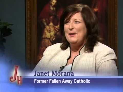 Janet Morana: A Fallen Away Catholic Who Returned Home - The Journey Home (7-14-2008)