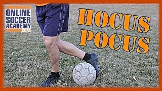 ADVANCED Soccer Skills and Drills
