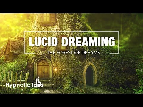 Guided Meditation for Lucid Dreaming (The Forest of Dreams)