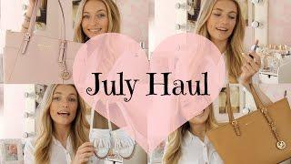 July Haul | Freddy My Love