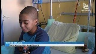 Lutte contre le cancer : Aider les enfants malades (Montpellier)