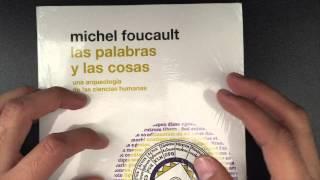 Booktube | Michel Foucault - Las palabras y las cosas