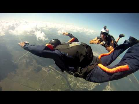 Skydive Aff Level 1-7
