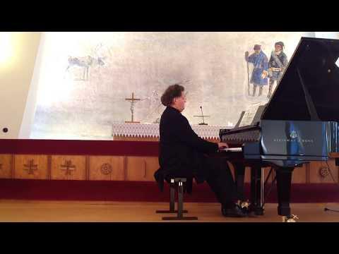 Marcello-Bach: Adagio Jouni Somero,piano LIVE