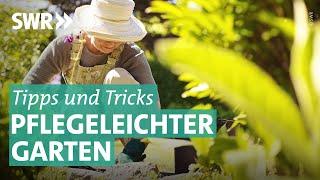 Gärtnern für Faule: So wird der Garten altersgerecht