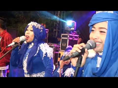 14 Lagu Sholawat  Qasidah Modern Koplo NON STOP Live In Kaji DEriN Musisi PaDa KumpuL SmuA