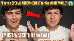 NEW VIDEO: OMG! MATTEO, May Special Announcement! 😱😱
