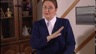 Курс жестового языка, Урок 32