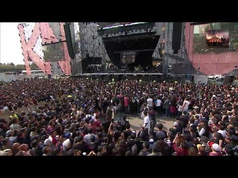 Ill Niño - Live Knotfest México 2017 (Full Show) HD