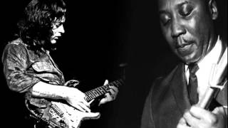 Muddy Waters & Rory Gallagher -  Who