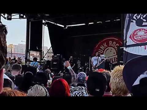 OFF! - Void You Out @ Punk Rock Bowling 5/26/14