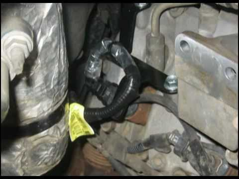 ford 3 wire alternator wiring diagram 2004 chevy k2500 lly duramax engine youtube  2004 chevy k2500 lly duramax engine youtube