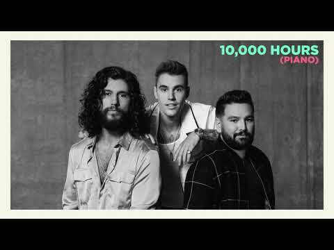 Andy Woods - Dan + Shay & Justin Bieber Release Piano Version Of 10,000 Hours