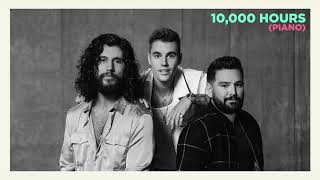 Download lagu Dan + Shay, Justin Bieber - 10,000 Hours (Piano)