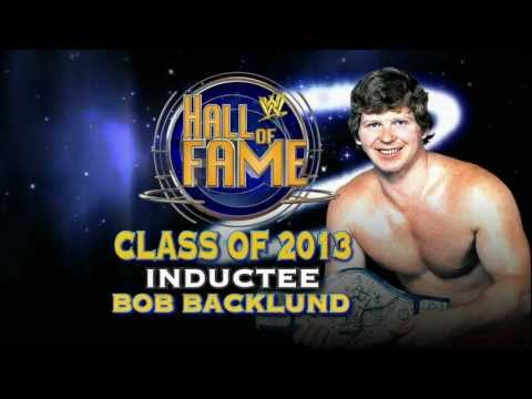 2013 WWE Hall of Fame Inductee Bob Backlund: Raw, Jan 21, 2013