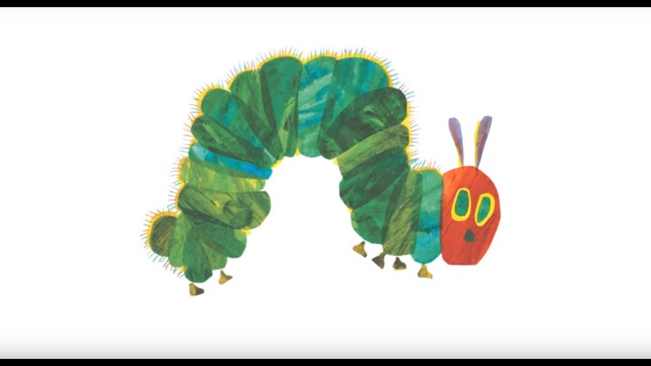 Hungry Caterpillar Wall Stickers Part - 25: Eric Carleu0027s The Very Hungry Caterpillar Wall Decals