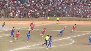 16th aaha rara final three star vs nepal police : highlights