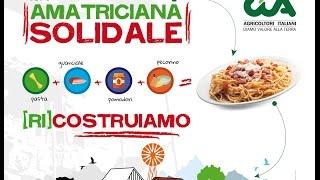 Il Kit Amatriciana Solidale a Firenze. Per la ricostruzione dopo il terremoto del Centro Italia