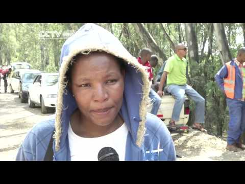 Crackdown on Illegal Mining in South Africa