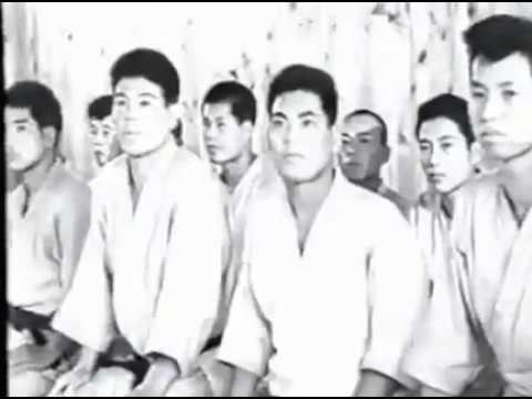 Nippon Karate Association - Karate Rare Old Video