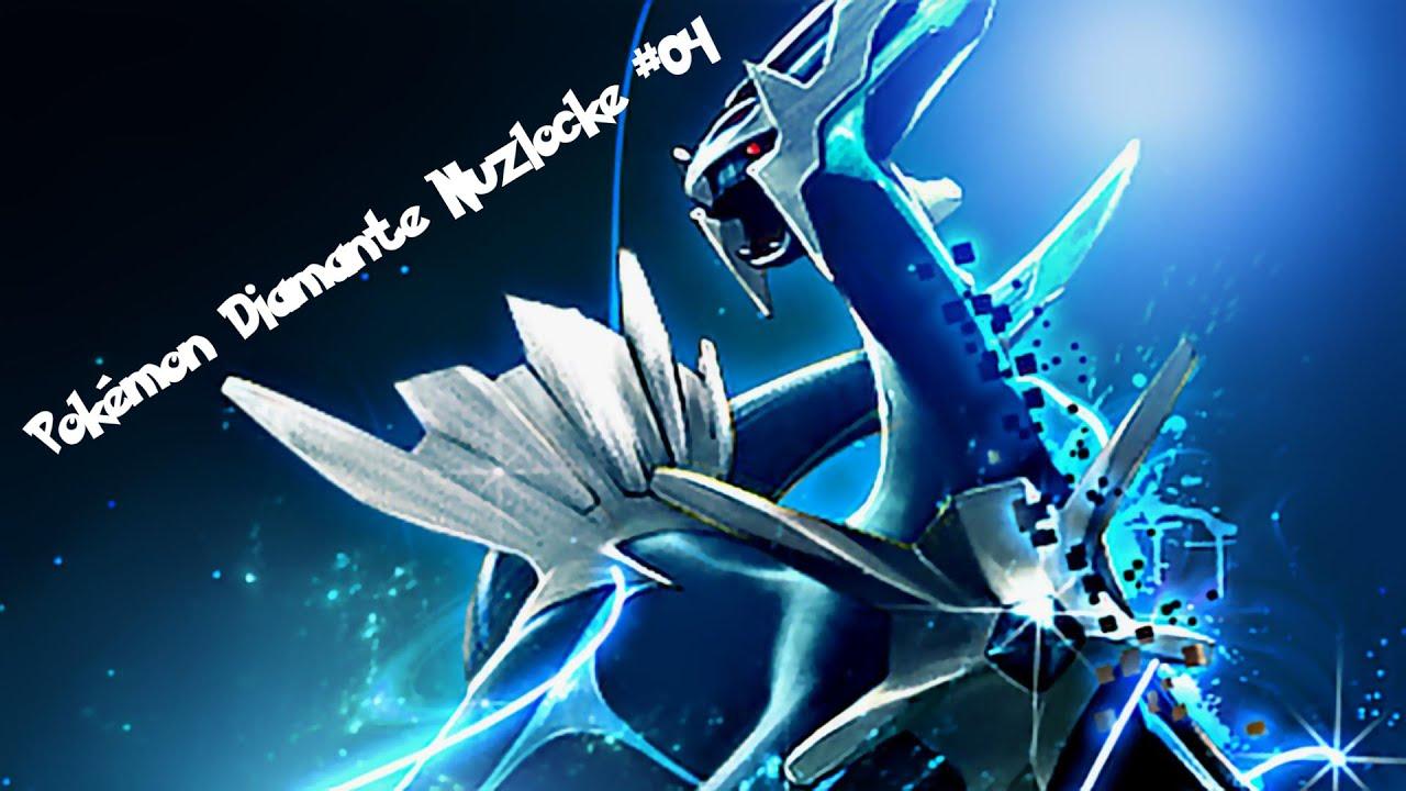 Pokemon Diamante Nuzlocke 04 Contra Roco Dos Bajas