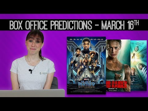Tomb Raider Box Office Predictions