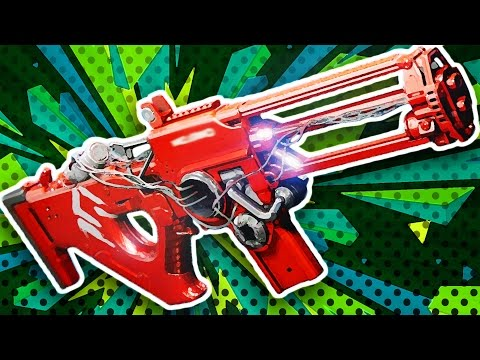 Hey, I Actually Like This! ((CHAOS DOGMA~)) Adept Scout Rifle | Destiny