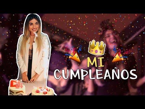 Mi cumpleaños #24! | La Mafe Méndez