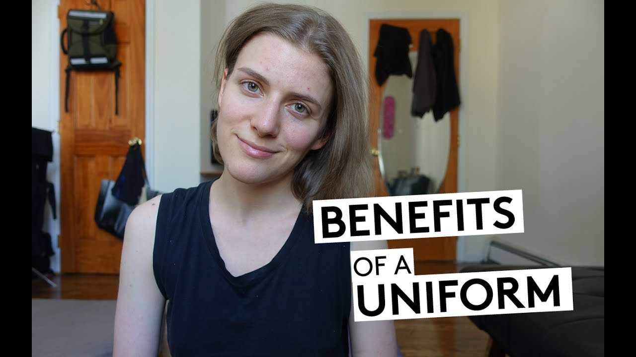 5 benefits of a minimalist uniform youtube for Benefits of minimalism