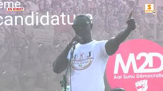 "23 Juin - Sankara Mbaye : ""Bou Sénégal amone diam man ak sama jaboot fi lagnouy took"""